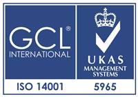 GCL ISO Registration Logo ISO 14001 v2.0 001 RGB