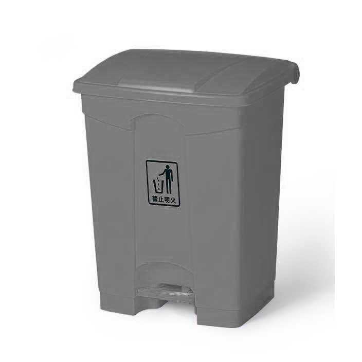 ถังขยะพลาสติค พร้อมที่เหยียบ 68 ลิตร WAP AF-07317 G Pedal dust bin 68 L