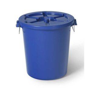WAP AF-07519 BL Circular garbage can 65L