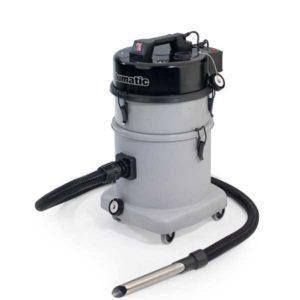 เครื่องดูดฝุ่นอุตสาหกรรม NUMATIC HML570D ความจุ 23 ลิตร สำหรับดูดฝุ่นอันตรายตาม มาตรฐานยุโรป ใชัไส้กรอง Hepa Filter ได้