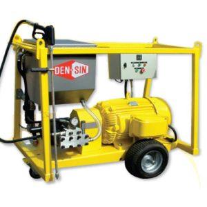 เครื่องฉีดน้ำแรงดันสูง Densin C500/30E High pressure washer: Pressure 500 Bar, Flowrate 30 L/M, 380V
