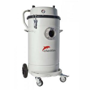 MTL 802 WD Air เครื่องดูดฝุ่นอุตสาหกรรม DELFIN MTL802 WD AIR Vacuum cleaner 80L, 150 m3/h ใช้ระบบลม สำหรับอุตสาหกรรมวัตถุไวไฟ อุตสาหกรรมอันตราย