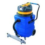 เครื่องดูดฝุ่น-ดูดน้ำ ถังบรรจุ 90 ลิตร มาพร้อมกับหัวยางดูดกวาดน้ำ WAP WP591 WET-DRY VACUUM CLEANER 2000W, 90L, 220V, 6360 L/MIN ถังพลาสติคน้ำหนักเบา ทนทาน เหมาะสำหรับกิจการทำความสะอาดทั่วไป