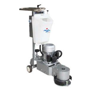 """เครื่องขัดลอกหน้าพื้นคอนกรีต พื้นปูน WAP X20 STONE FLOOR GRINDING MACHINE 8"""" 200 MM, 2 HP, 220 V สำหรับขัดลอกหน้าพื้นคอนกรีต พื้นหิน บริเวณขอบ มุมของพื้นที่"""