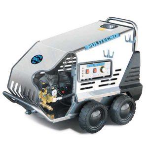 เครื่องฉีดน้ำร้อนแรงดันสูง Politecno Hynox WS 200.15T TSI, Pressure : 200 bar, Flowrate : 900 L/H, 1450 RPM, 380V, 140°C