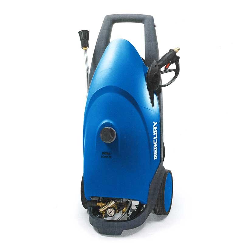 เครื่องฉีดน้ำแรงดันสูง Mercury A5000 สำหรับงานฉีดล้างทำความสะอาดทั่วไป มีระบบป้องกันมอเตอร์ไหม้ ระบบหยุดอัตโนมัติ