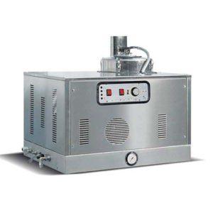 Politecno PSL Hot WS200.21 T-TSI เครื่องฉีดน้ำแรงดันสูง แบบติดตั้งกับที่ Politecno PSL Hot WS200.21 T-TSI, Pressure : 200 bar, Flowrate : 1,260 L/H, 1450 RPM, 380V,140 °C เดินท่อไปยังจุดต่างๆที่ต้องการ