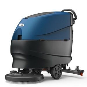 เครื่องขัดพื้นอัตโนมัติแบบเดินตาม WAP A5E และ A5B AUTOSCRUBBER มีทั้งใช้แบตเตอร์รี่และสายไฟ้ฟ้า ความจุถังน้ำดี/น้ำเสีย 60 ลิตร/65 ลิตร ราคาประหยัด บำรุงรักษาง่าย ระบบไม่ซับซ้อน ควบคุมแบบแมนนวลทั้งหมด ไม่มีกลไกอีเล็คทรอนิคที่ซับซ้อน เหมาะสำหรับทำความสะอาดพื้นที่แคบ ทำความสะอาดพื้นประจำวัน