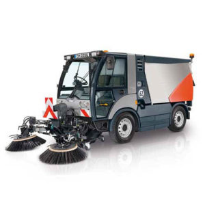 Hako Citymaster 2200 Road Sweeper รถกวาดถนน ดูดฝุ่น กวาดพื้น กวาดใบไม้ ให้เช่า รถขัดพื้น รถตัดหญ้า