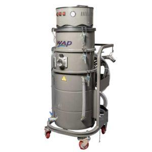 เครื่องดูดฝุ่นอุตสาหกรรมสำหรับดูดน้ำมัน ของเหลวในอุตสาหกรรม WAP PDW OIL แยกเศษโลหะกับน้ำมันออกจากกัน สามารถนำกลับมา Recycle