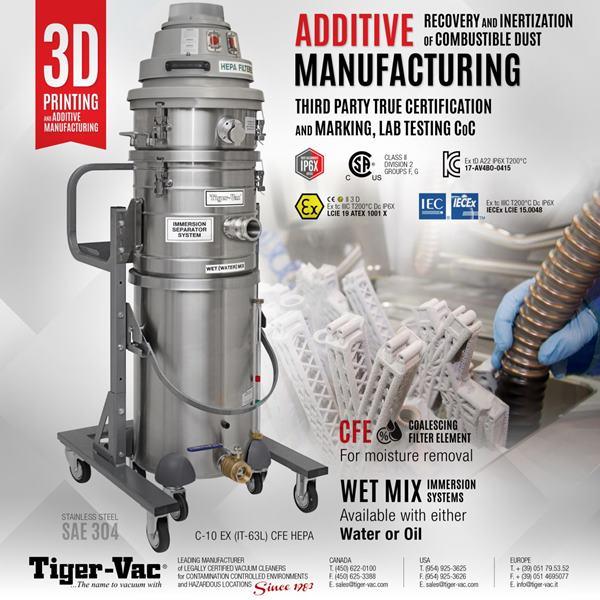 เครื่องดูดฝุ่น 3D Printing